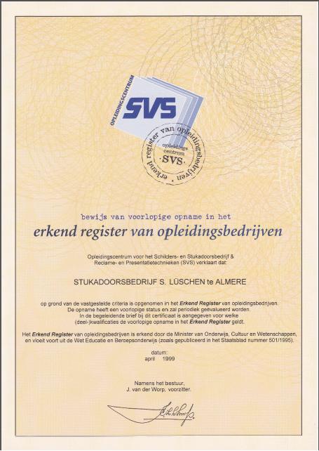 register opleidingsbedrijven stefan